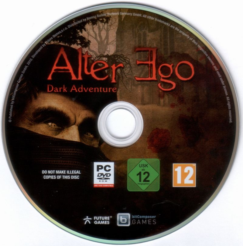 Alter Ego Windows Media