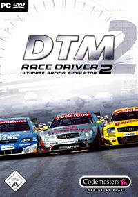 TOCA Race Driver 2 Windows Front Cover