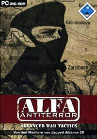 ALFA: Antiterror - Advanced War Tactics Windows Front Cover