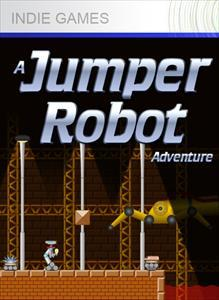 A Jumper Robot Adventure Xbox 360 Front Cover