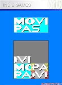Movipas Xbox 360 Front Cover 1st version