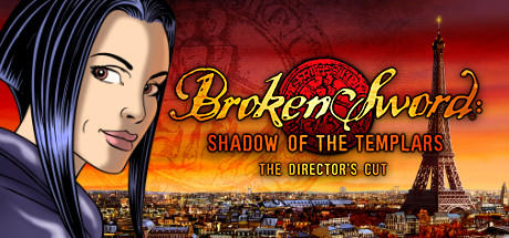Broken Sword: Shadow of the Templars - The Director's Cut Linux Front Cover