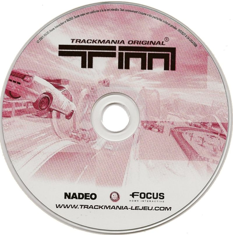 TrackMania Original Windows Media