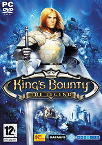 King's Bounty: The Legend (Collector Edition) Windows Front Cover