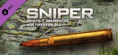 Sniper: Ghost Warrior - Map Pack Windows Front Cover