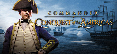 Commander: Conquest of the Americas Windows Front Cover