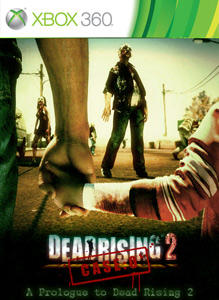 Dead Rising 2: Case 0 Xbox 360 Front Cover Version 1