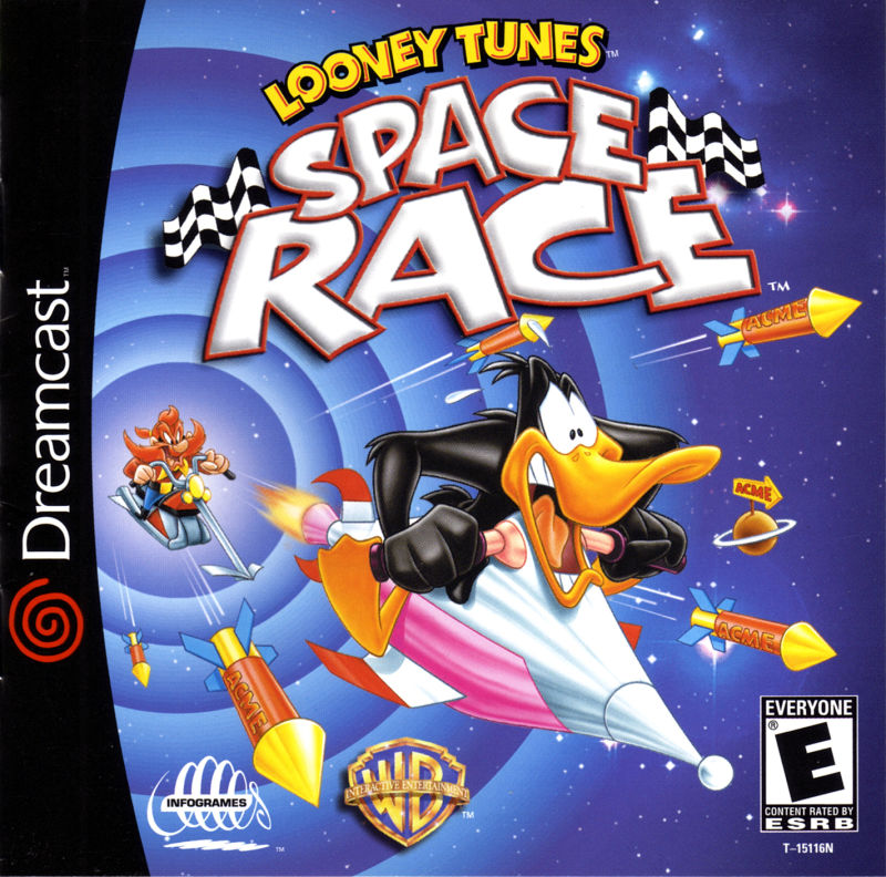 looney tunes space race dreamcast mobygames