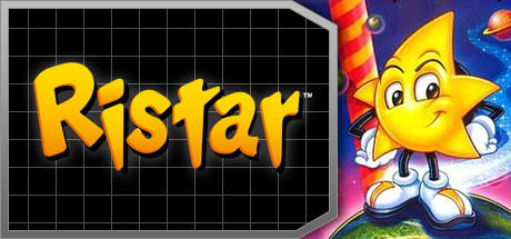 Ristar Windows Front Cover