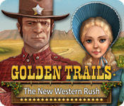 Golden Trails: The New Western Rush Macintosh Front Cover