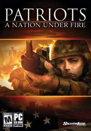 Patriots: A Nation Under Fire Windows Front Cover