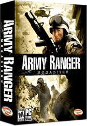 Army Ranger: Mogadishu Windows Front Cover