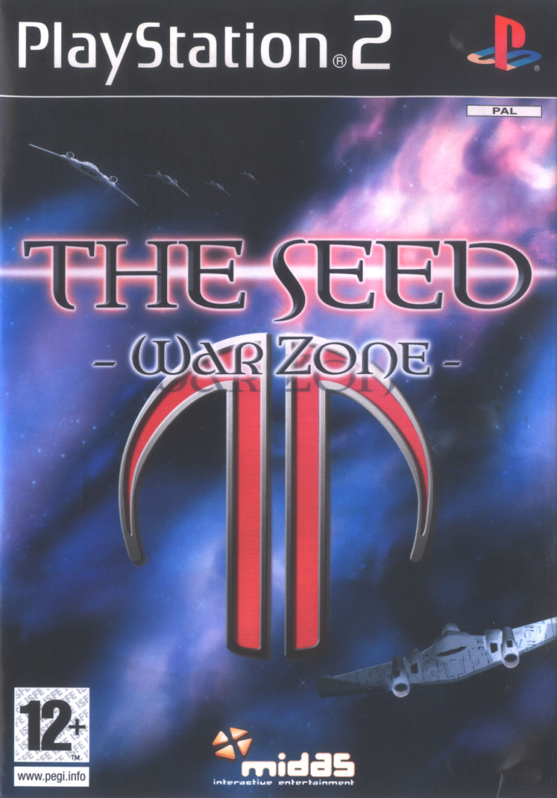 The Seed: Warzone PlayStation 2 Front Cover