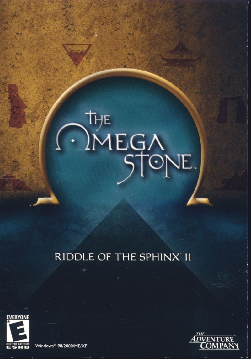 The Omega Stone Windows Front Cover
