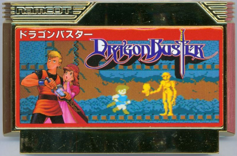 dragon buster nes