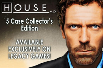 House M.D. (Collector's Edition) Windows Front Cover
