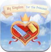 My Kingdom for the Princess iPad Front Cover