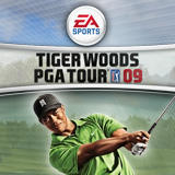 Tiger Woods PGA Tour 09 Android Front Cover