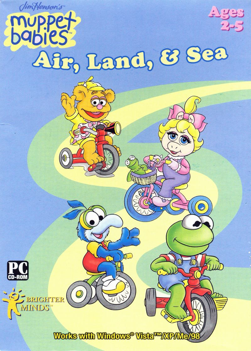 Jim Henson's Muppet Babies: Air, Land, & Sea 2019 - Download