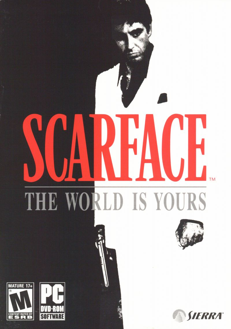 Scarface: The World Is Yours Windows Front Cover