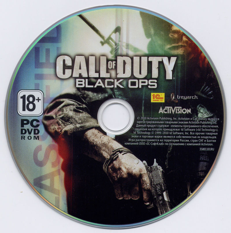 Call of Duty: Black Ops Windows Media