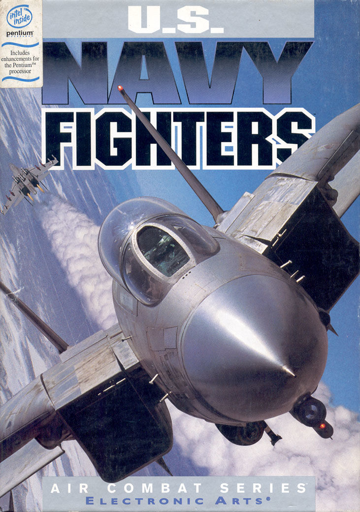 U S  Navy Fighters for DOS (1994) - MobyGames