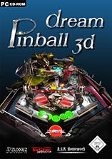 Dream Pinball 3D Windows Front Cover