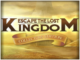 Escape the Lost Kingdom (Collector's Edition) Windows Front Cover