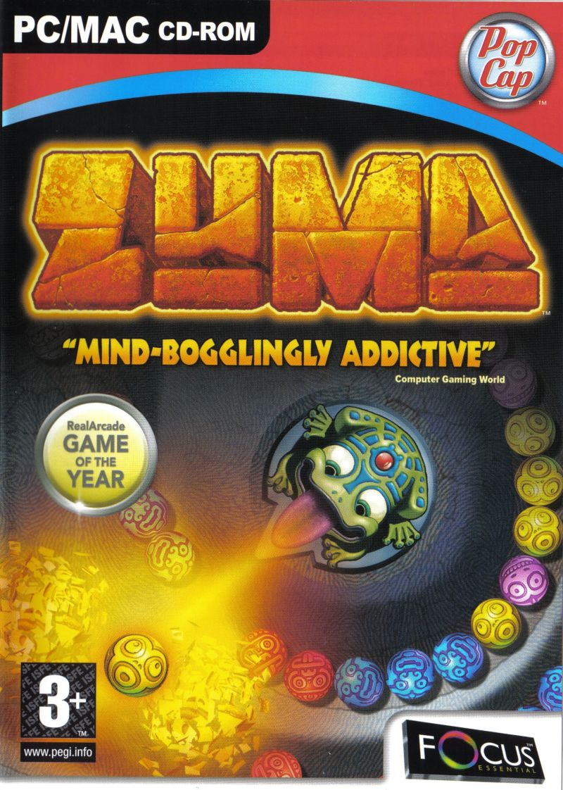 Zuma Deluxe Full Game Download Free