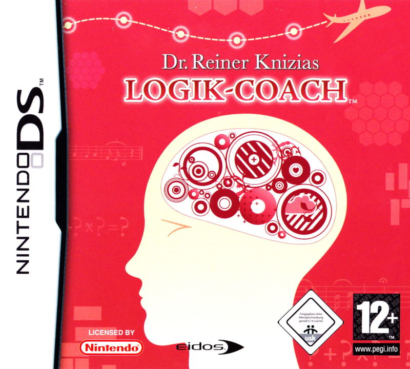 Brain Voyage Nintendo DS Front Cover