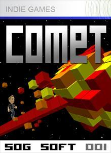 Comet Xbox 360 Front Cover