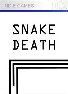 Snake Death Xbox 360 Front Cover