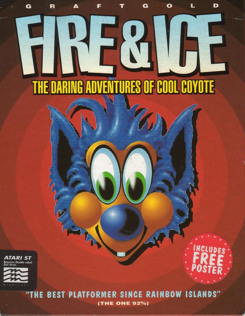 Fire & Ice for Atari ST (1992) MobyRank - MobyGames