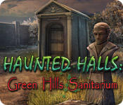 Haunted Halls: Green Hills Sanitarium Windows Front Cover