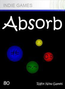 Absorb Xbox 360 Front Cover 1st version
