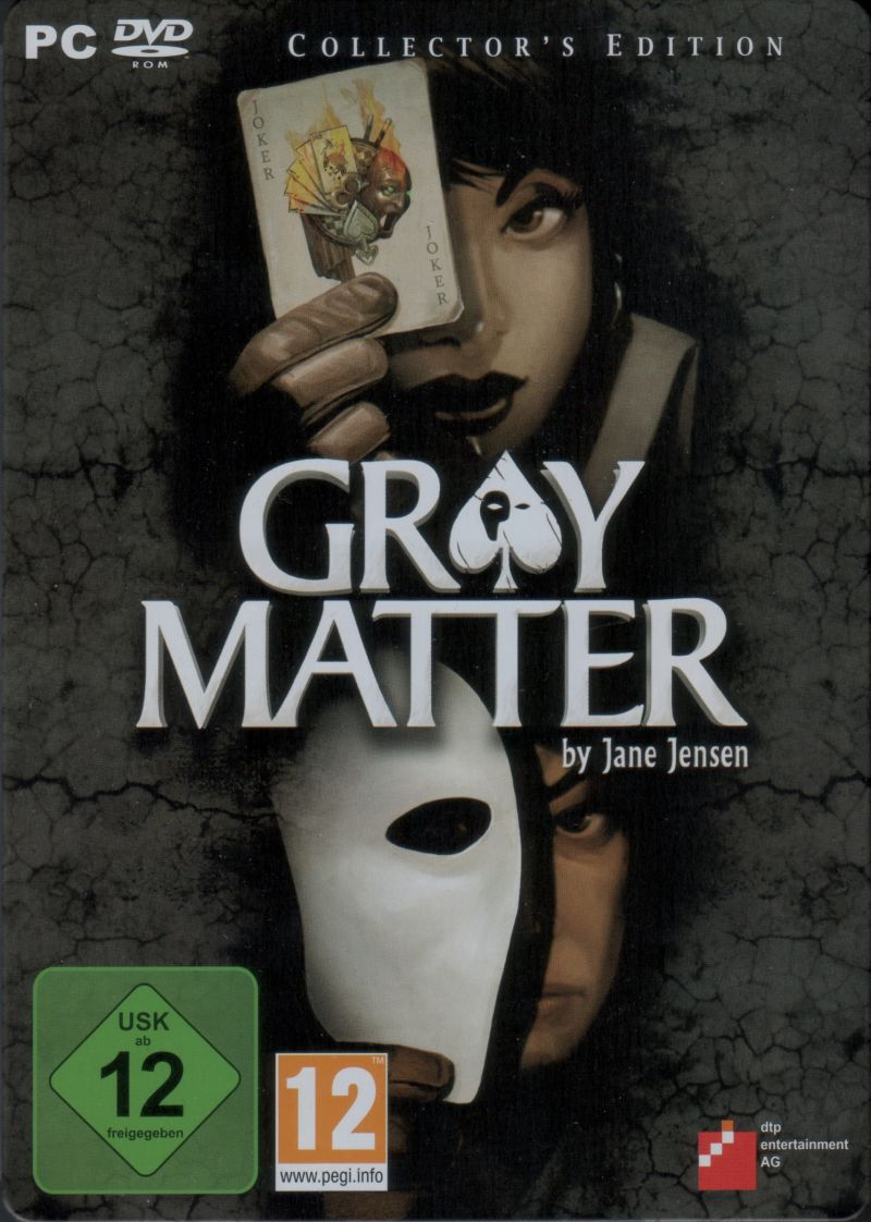 Gray Matter (Collector's Edition)