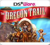 The Oregon Trail Nintendo DSi Front Cover