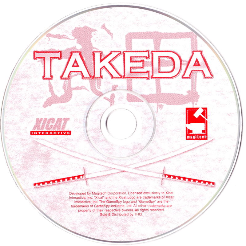 Takeda Windows Media