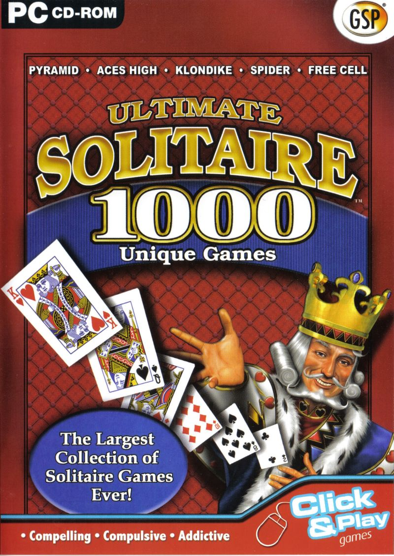 Ultimate solitaire 1000 unique games v1 1