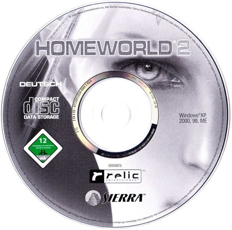 Homeworld 2 Windows Media