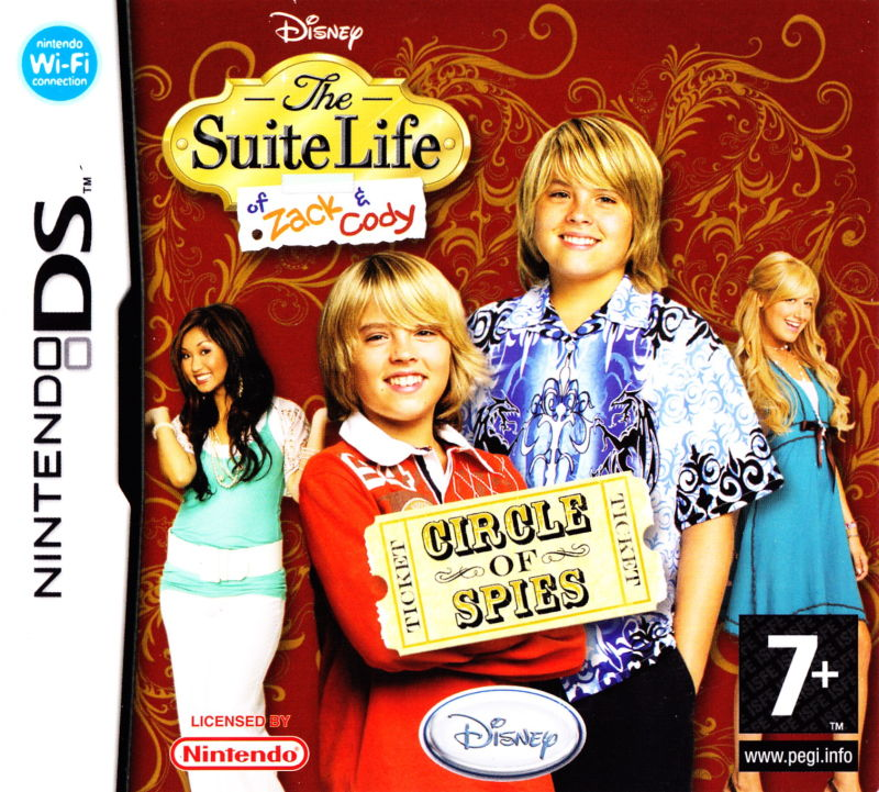 The Suite Life of Zack & Cody : Circle of Spies