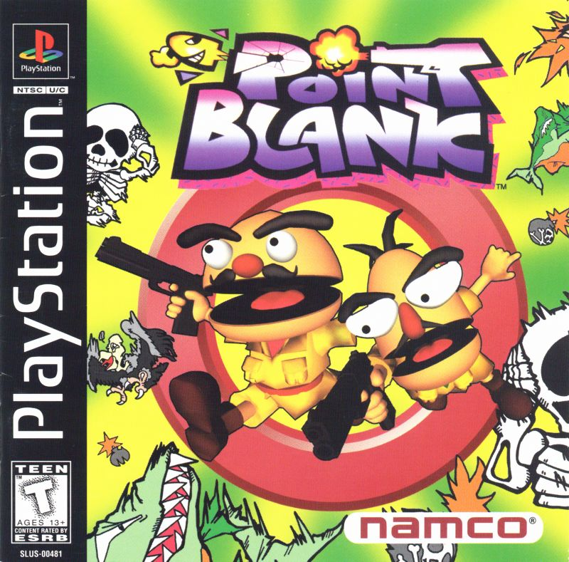 point blank game  software