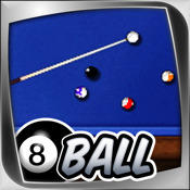 8ball iPad Front Cover