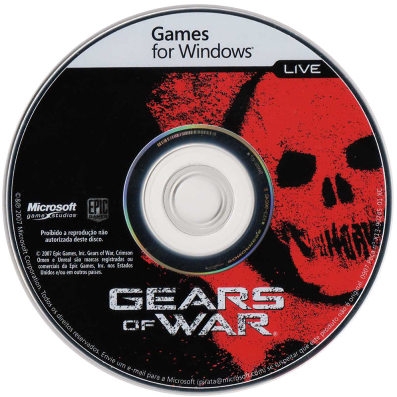 Gears of War Windows Media
