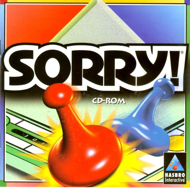 Sorry! Windows Front Cover