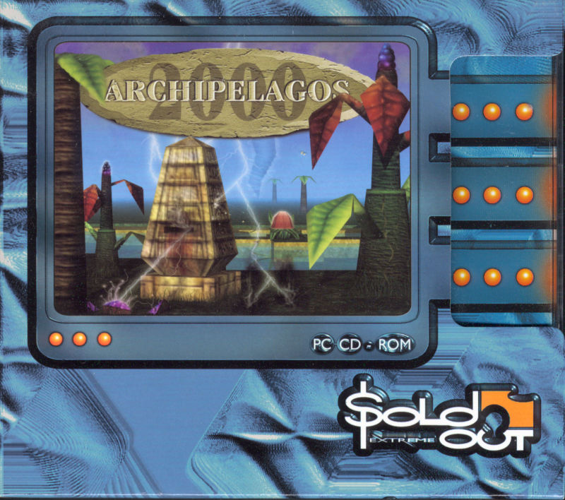 Archipelagos 2000 Windows Front Cover