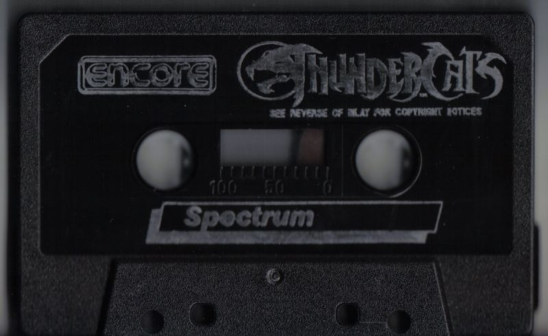 Thundercats ZX Spectrum Media