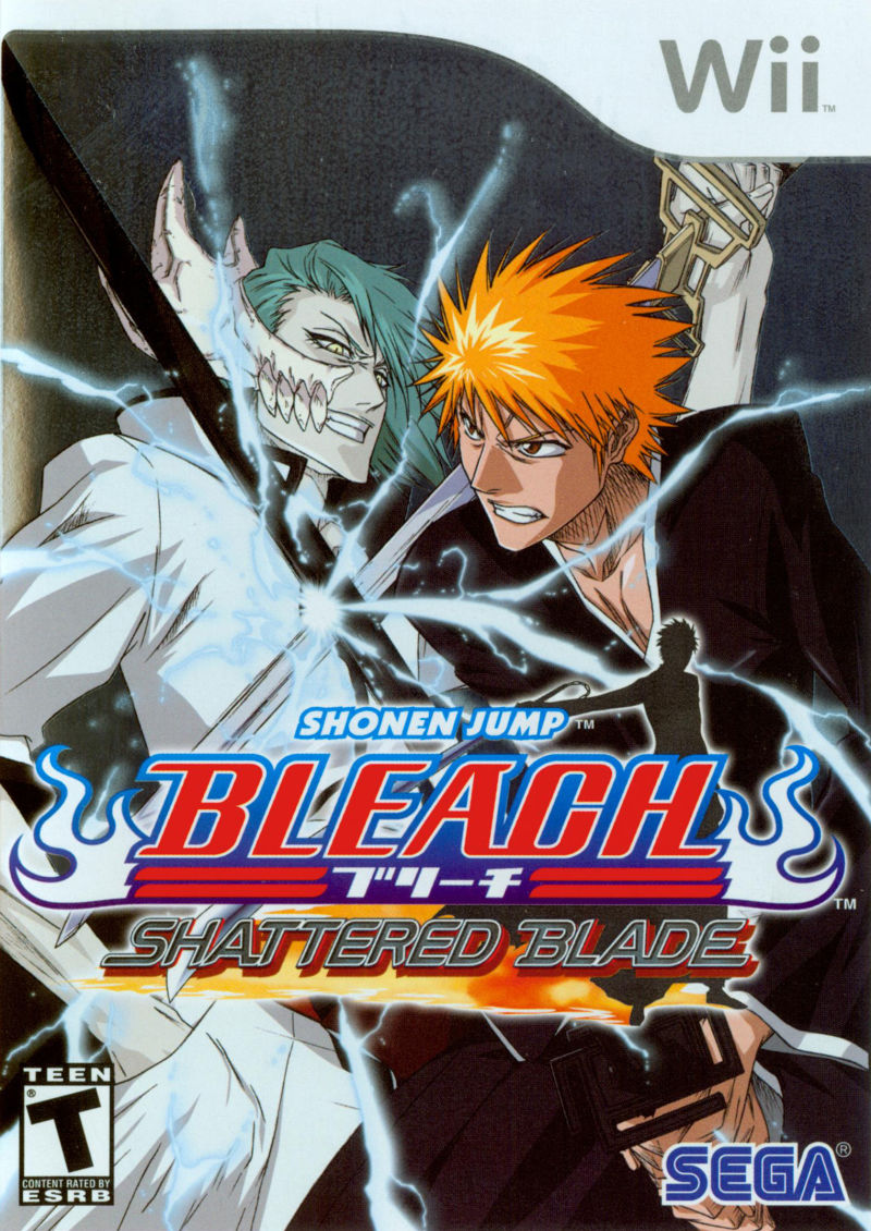 bleach shattered blade coloring pages - photo#14