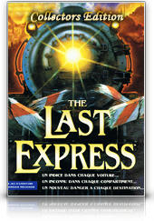 The Last Express: Collectors Edition Windows Front Cover