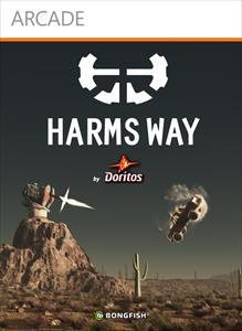 Harms Way Xbox 360 Front Cover